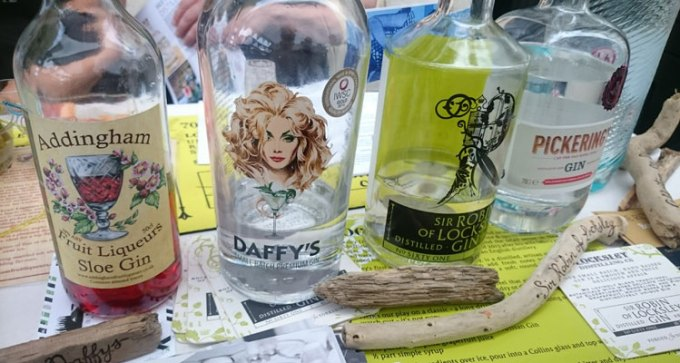 King Lud: IW Gin Festival
