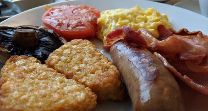 Press breakfast