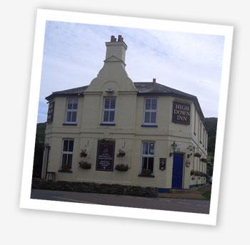 Highdown Inn, Totland