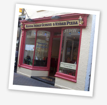 Medina Indian Cuisine and Kebab Pizza, Cowes