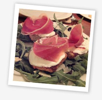 Tirol salad
