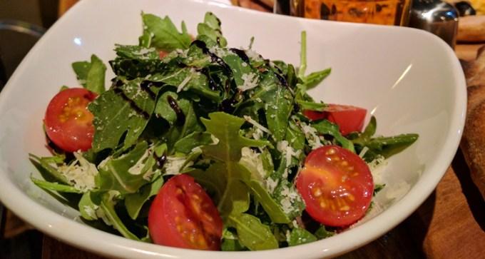 Rucola side-salad
