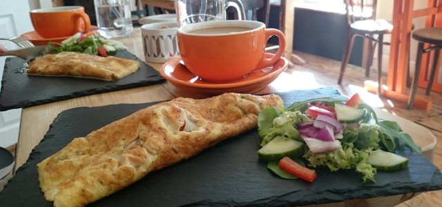 Coffee Room at Skintrade, Newport