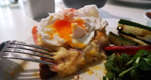 So... Yummy, croque madame