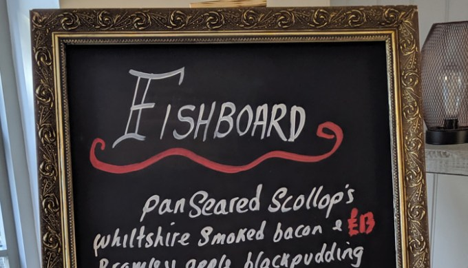 Fishboard, the Star Inn