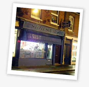 Stotesbury's, Newport