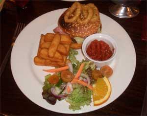 Westover burger