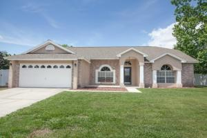 Front of 13208 Loblolly Ln Clermont FL