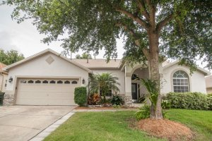 Front of 2714 Pine Shadow Clermont FL