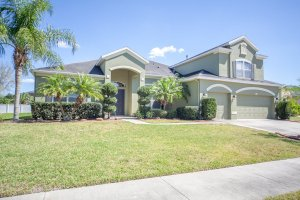 Front of 2979 Majestic Isle Dr Clermont FL
