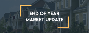 End of Year Market Update