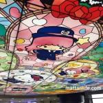 京王多摩センター駅の記念入場券の販売日程と内容!サンリオキャラ