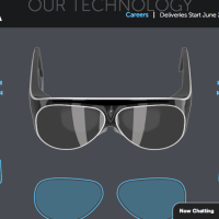 AR - META - SpaceGlasses