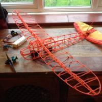 3Doodler Plane RC Control
