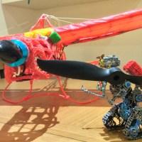 3Doodler Plane Mods