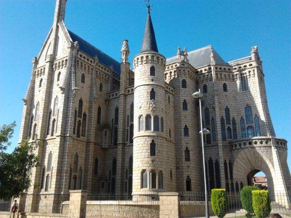 Astorga. Episcopal Palace.