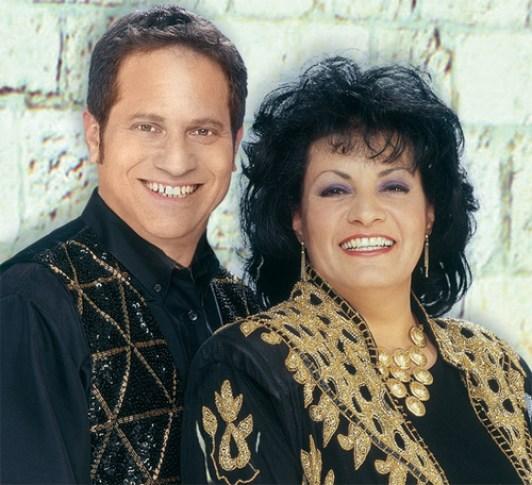 Barry and Batya Segal
