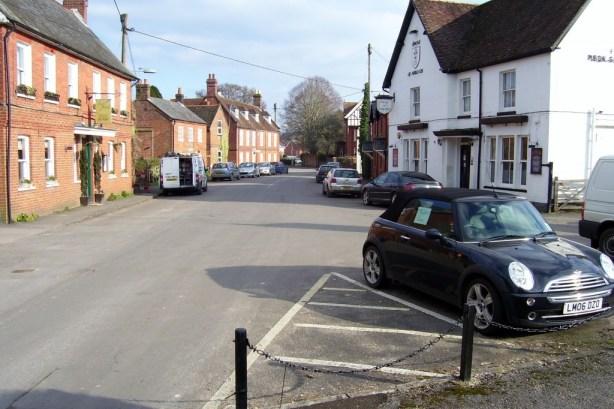 Main street @ Cranborne