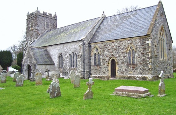St Andrew's Church, Bloxworth