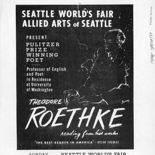 Roethke Readings