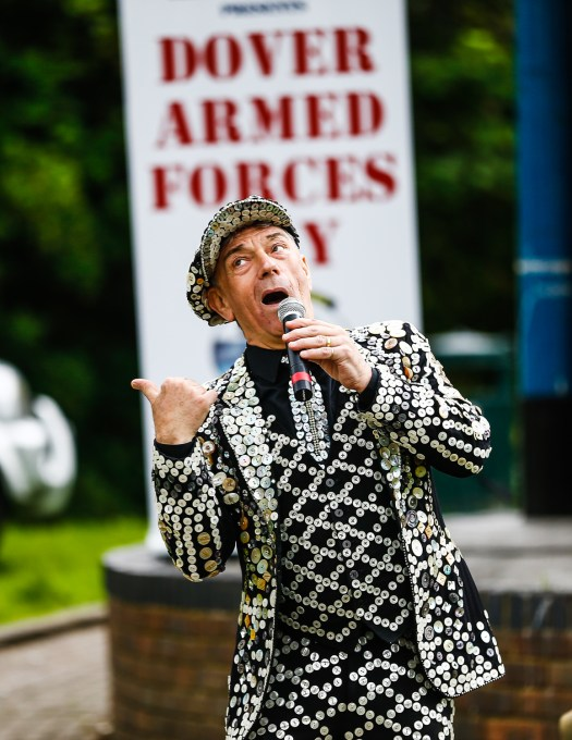 Armed Forces Day. Picture: Matt Bristow