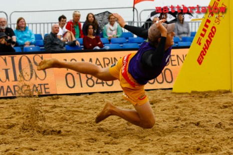 Volleyball England Beach Tour Finals Margate 24th - 25th August 2013