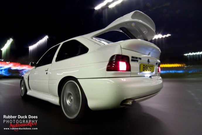 Ford Cosworth RS | Rig Shot for private client