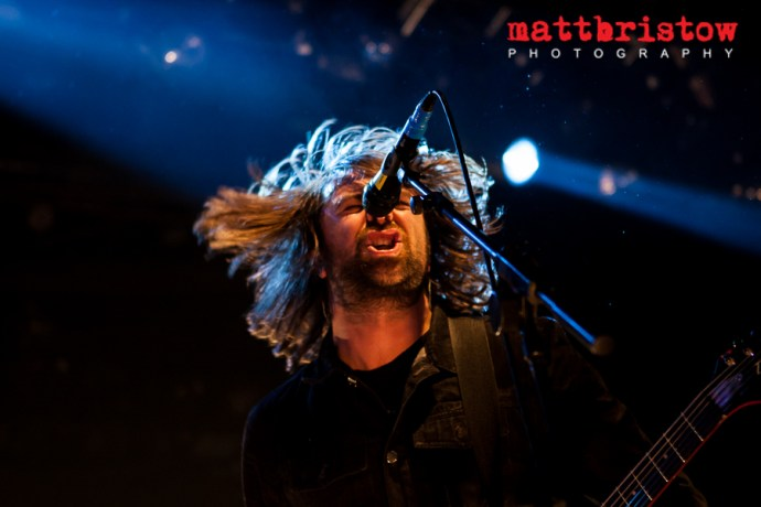 The Vaccines Justin Young