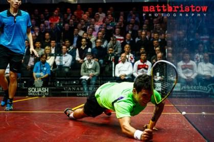 Canary Wharf Squash Classic 2014