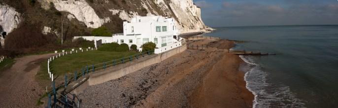 Noel Cowards house St Margrates at Cliffe, Kent