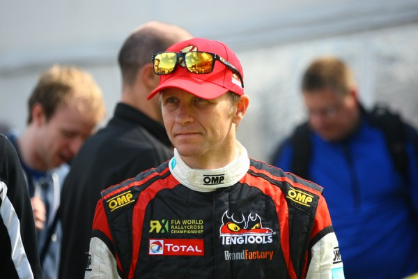 2014 World Champions - Petter Solberg