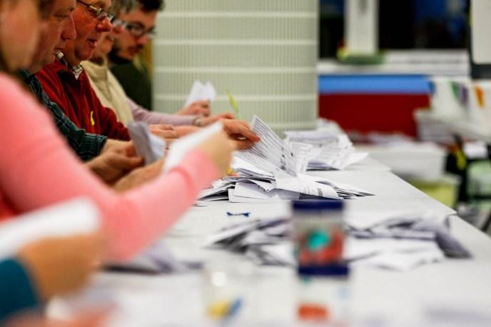 Kents 2015 General Election Mayhem