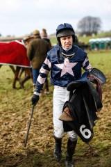 Muddy business this horse riding affair.