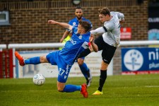 Dover Athletic v Eastleigh FC