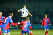 Dover Athletic v Dagenham and Redbridge FC