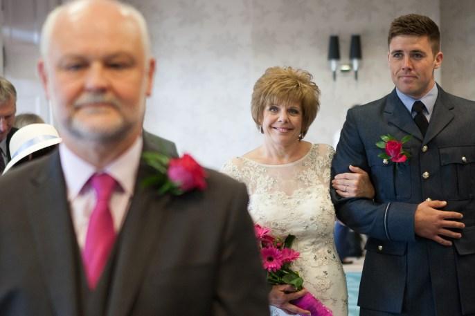 Kath and Alan - Wedding at Marine Hotel