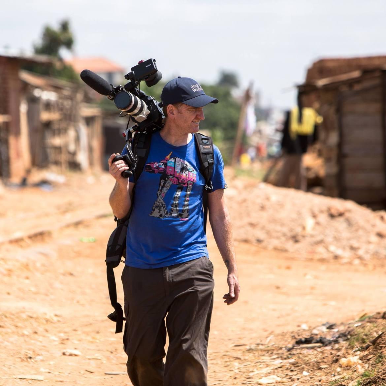 Matt Callanan - Hope For Children // Taking Picture Changing Lives