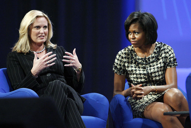 Multiple Sclerosis and the White House: Michelle Obama vs. Ann Romney