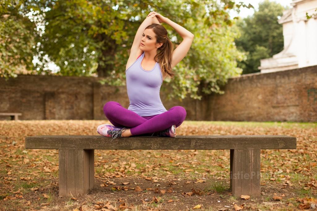 Natalie Ferris - Fitness Shoot