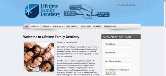 Lifetime Family Denistry