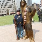 Wonderful Wookie Wednesday: Civil War Edition