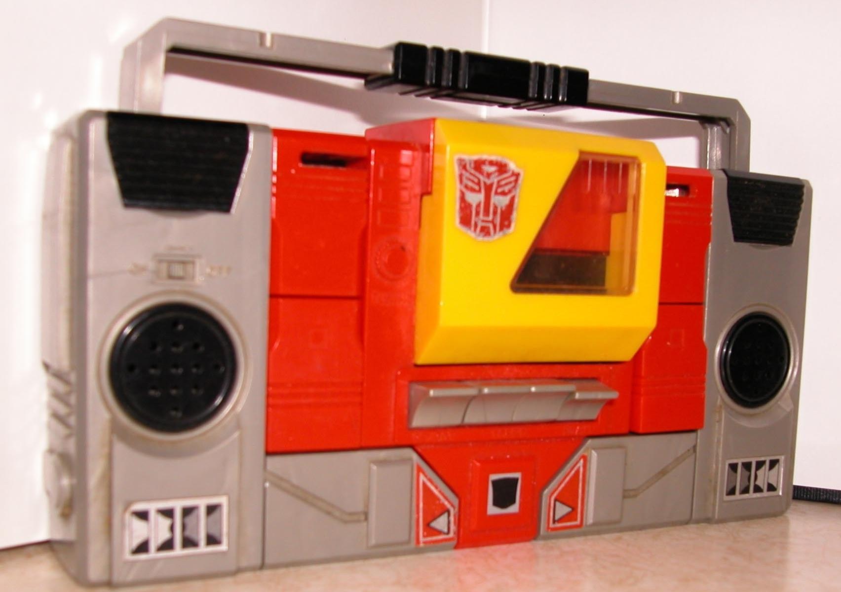 Autobot Blaster