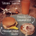 Our epic Star Wars breakfast