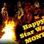 Happy Star Wars MONTH, y'all!