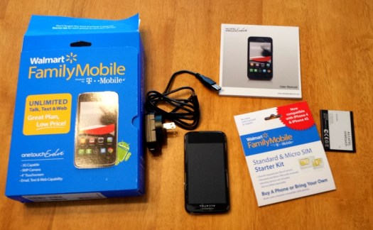 Alcatel One Touch Evolve #Phones4School