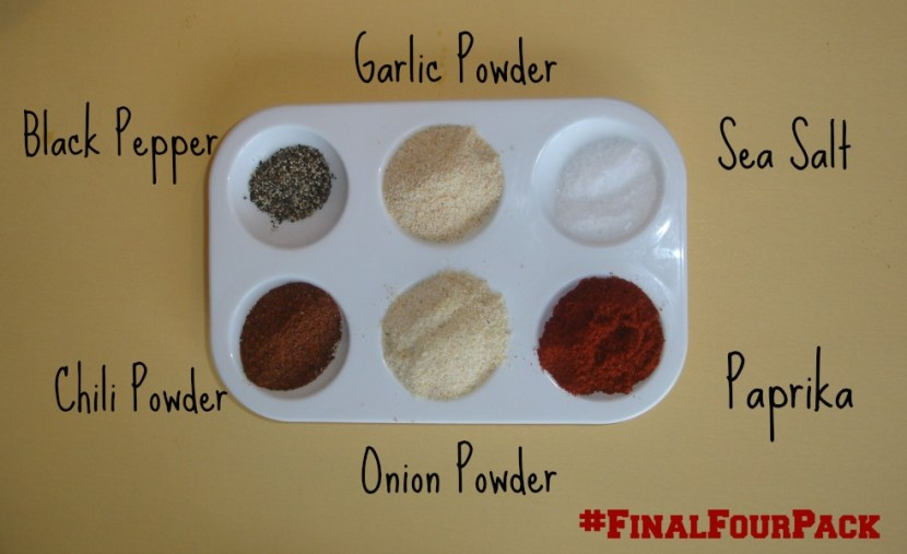 #FinalFourPack Cherry Coke BBQ spices