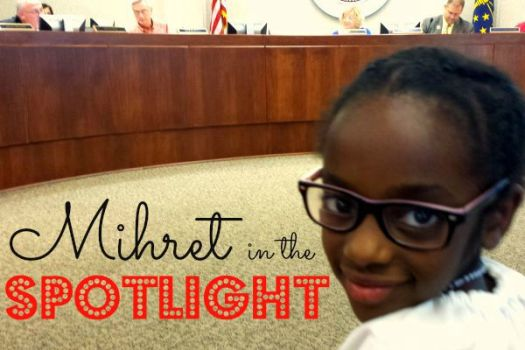 Mihret in the Spotlight - Title