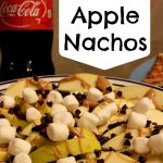 Effortless Apple Nachos for an effortless meal