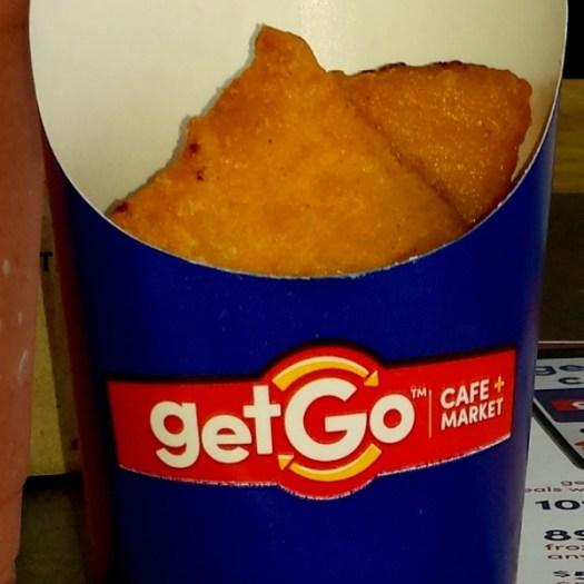 Mac and Cheese Bites at GetGo in Carmel Indiana #WecomeToIndiana