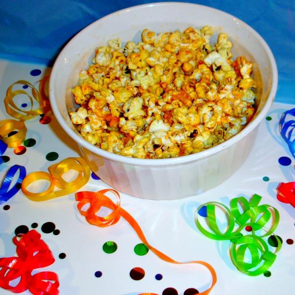 Taco Fiesta Popcorn